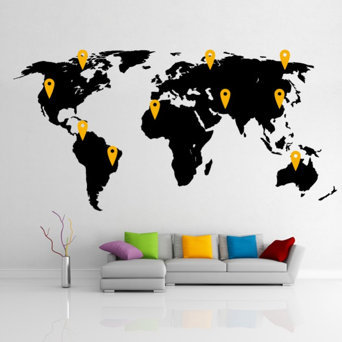 World Map With Pins Decals For Walls on map frame, map tile, map accessories, map tube, map guide, map design, map panel, map stencil, map clock, map engraving, map paper, map emblem, map clip, map decor, map tool, map wallpaper, map graphics, map of ireland counties, map laptop stickers,