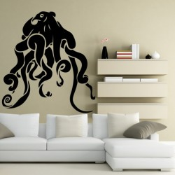 Octopus Wall Sticker