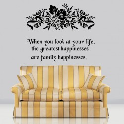 Joyce Brothers Quote Wall Decal
