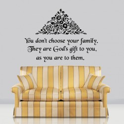 quote wall decal
