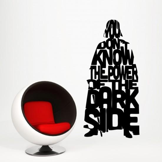 Darth Vader Wall Sticker