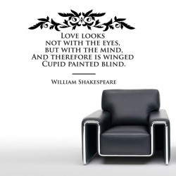 William Shakespeare's Quote Wall Decal