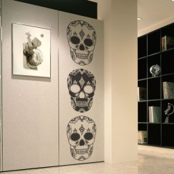 Skull Stickers For Wall