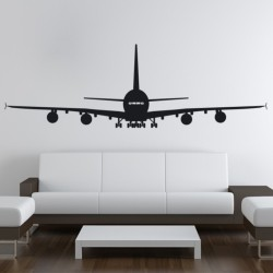 Airplane Sticker For Wall