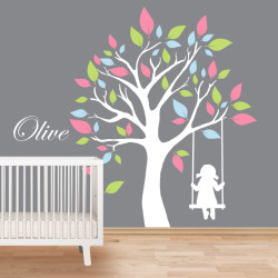 vinyl wall decal