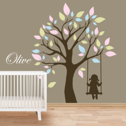 vinyl wall sticker