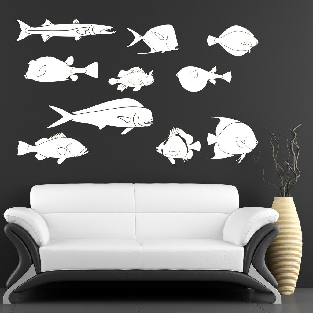 sea world wall decal