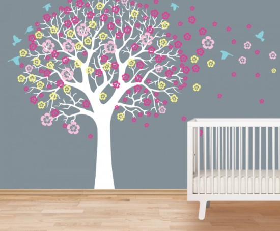 tree vinyl wall decal