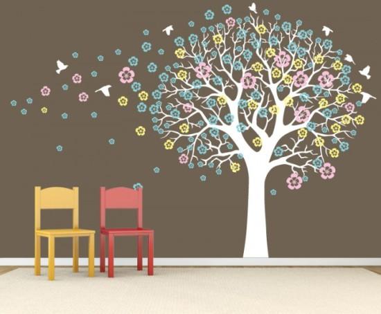 tree vinyl wall sticker