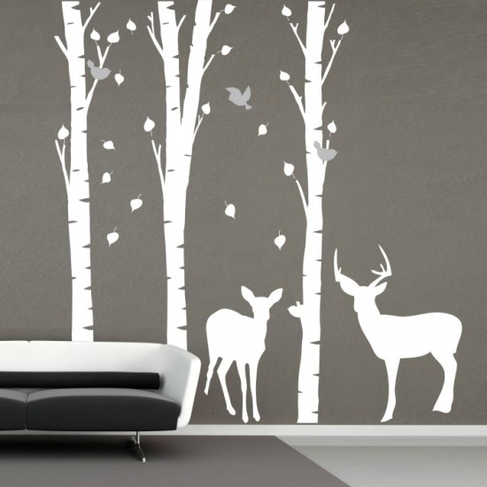 wall stickers set