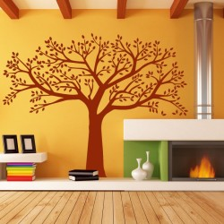 large wall sticker