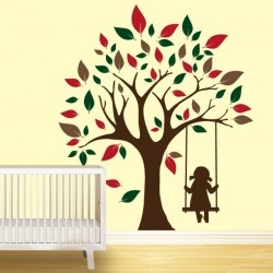 Wall Mural Decal