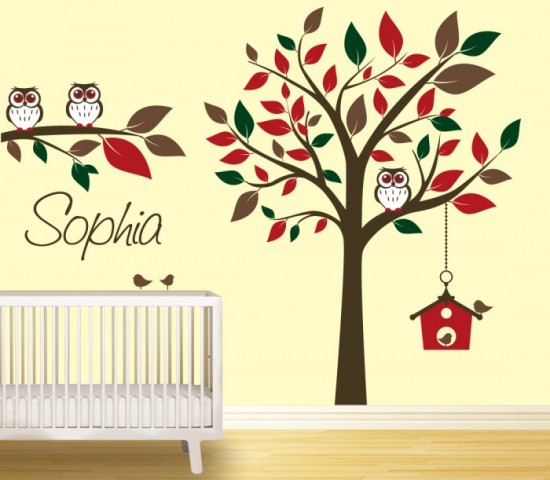 large wall decal
