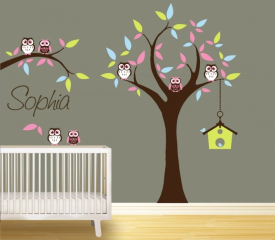 large stickers for walls