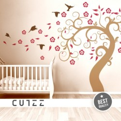 tree vinyl wall sticker